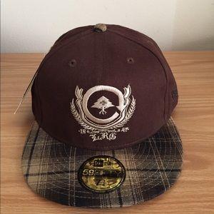 New Era 59Fifty LRG Brown Cap